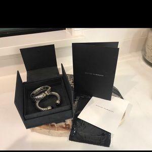 David Yurman Authentic Jewelry Gift Box